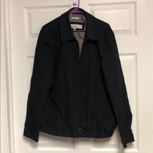 Perry Ellis microfiber waterproof jacket nwt